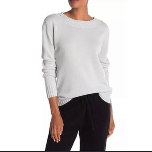 Vince cashmere/wool blend sweater